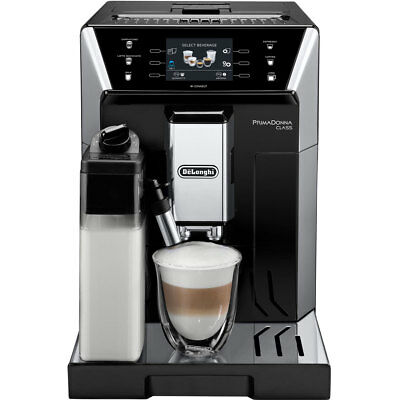 De'Longhi ECAM550.55.SB PrimaDonna Class Bean to Cup Coffee Machine 1450 Watt