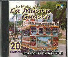 Lo Mejor De  La Musica Guasca Latin Music CD New