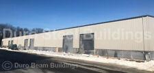 Durobeam Steel 100x150x18 Metal I Beam Clear Span Rigid Frame Building Direct