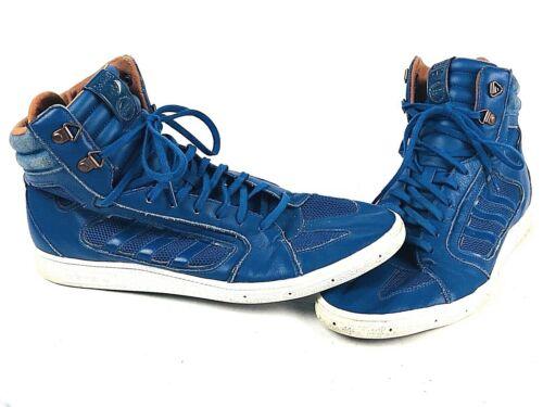 Zapatillas hombre baloncesto talla para 5 Adidas azul 11 de xZr14Cqx