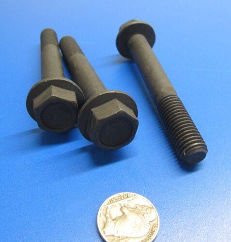 Steel 10.9 Metric PT 10 Pc Flanged Cap Screw Bolt M12 x 1.75 x 90 mm Length