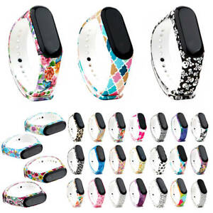 NEW-Replacement-Silicone-Bracelet-Band-Wrist-Strap-For-Xiaomi-Mi-Band-3-Watch