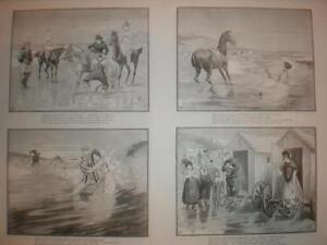 A Misadventure At Scarborough Uk 1893 Prints Art