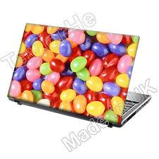 Laptop piel cubierta Notebook pegatina Jelly Beans 215