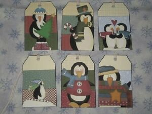 PRIMITIVE-12-HOLIDAY-PENGUIN-HANG-TAGS-10-19-2