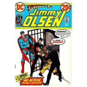 Superman-039-s-Pal-Jimmy-Olsen-1954-series-155-in-NM-minus-cond-DC-comics-66