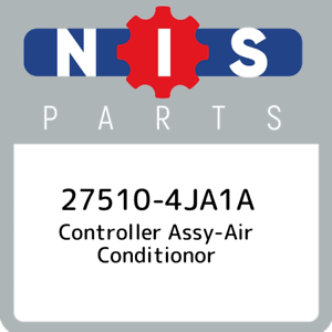 27510-4JA1A-Nissan-Controller-assy-air-conditionor-275104JA1A-New-Genuine-OEM-P