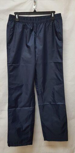 3392252 McKinley Cyclone Men/'s Hooded Full Zip Jacket /& Pant Rain Suit NAVY 36
