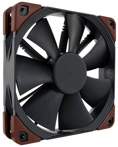 2000RPM 12V 25T 3pin NF-F12 IndustrialPPC-2000 Case Fan IP52 120m NOCTUA