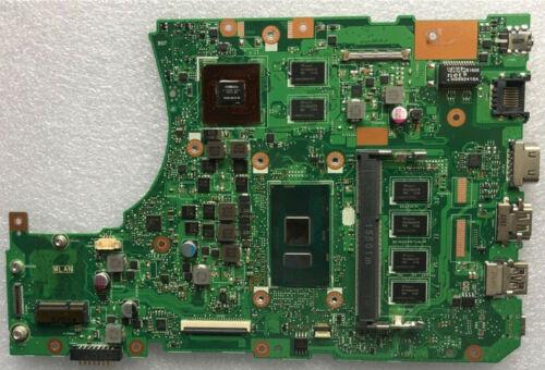 For ASUS X556UQ X556UV X556U X556UR F556U K556U Motherboard Mainboard DDR4// DDR3