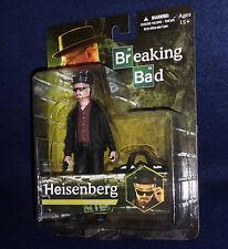 "Breaking Bad HEISENBERG Walter White 6"" Action Figure Mezco AMC Series In Stock"
