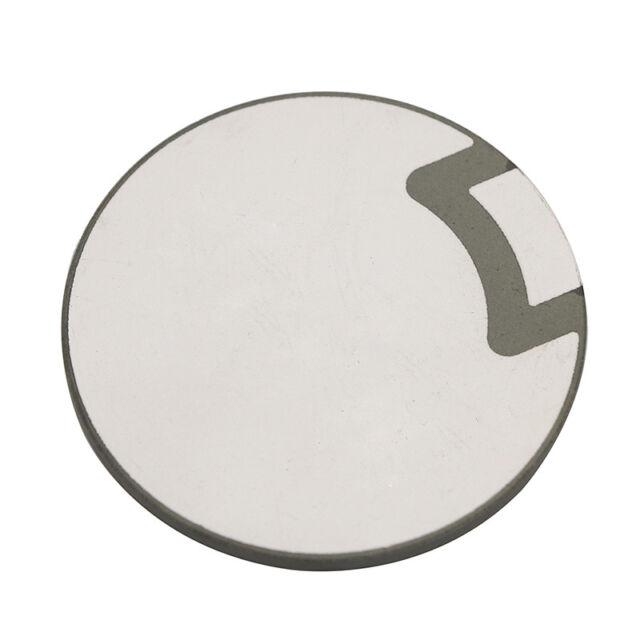 Piezoelectric Cleaning Transducer Ultrasonic Ceramic Plate 40khz 35W Low Heat WG