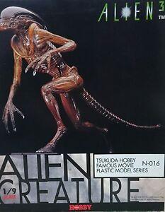 Tsukuda Hobby 1/9 Alien 3 New Creature Dog ALIEN Plastic Model from Japan