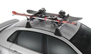 Roof Rack Attachment Ski Snowboard Carrier Subaru Oem E3610as790 Ebay