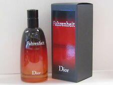 Fahrenheit by Christian Dior for Men 3.4 oz After Shave Lotion New In Box Sealed