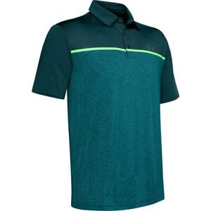 Under-Armour-Golf-2019-Playoff-2-0-Polo-Shirt-Tandem-Teal-Pitch-Grey