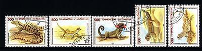 TAJIKISTAN - TAGIKISTAN - 1995 - Rettili