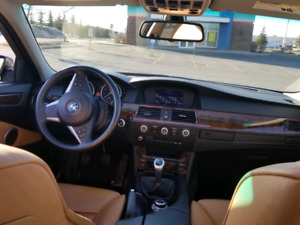 2009 BMW 5 Series manuel 6 vitesses
