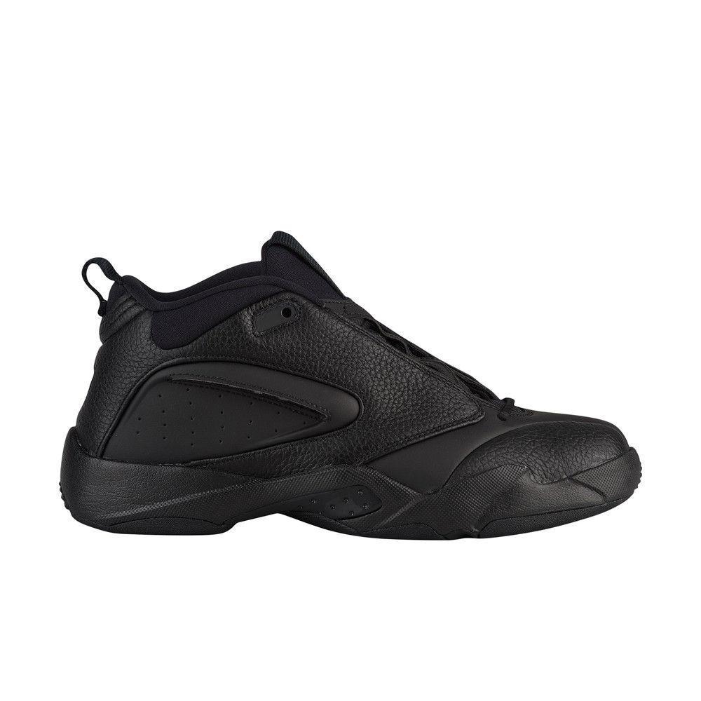 Men's Air Jordan Jumpman Quick 23 Black Black Sizes 8-13 New In Box AH8109-001