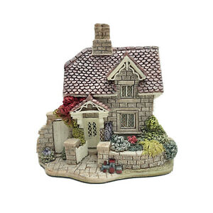 Lilliput-Lane-RAILWAY-COTTAGE-1996-Midlands-Boxed-With-Deeds
