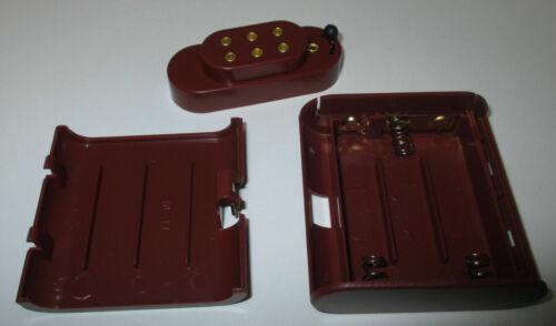 Kahlert-batteriebox con tapa para 3x1,5 voltios baterías * nuevo//en el embalaje original * 60897