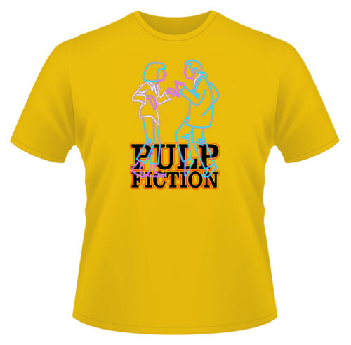 Pulp Fiction Dancers Men/'s T-Shirt Ideal Birthday Present or Gift