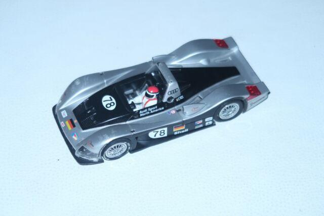 Carrera Evolution 25418 Audi R8R Team Joest - Le Mans 1999 Nr. 8