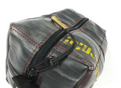 FREE DELIVERY SHAVING BAG CASE in 3 COLORS from Sustainable Bicycle Inner Tube