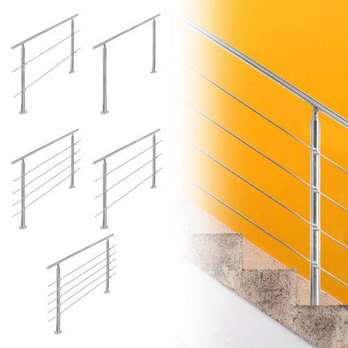 Geländer Handlauf Treppengeländer Edelstahl Treppe Eingangsgeländer Balkon Griff