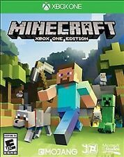 Minecraft - Xbox One BRAND NEW SEALED GAME USA VERSION NTSC