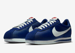 size 40 3a3f0 4c366 Image is loading NEW-Nike-Cortez-Los-Angeles-Dodgers-Blue-Red-