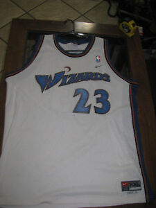 b4824f99120 Image is loading VTG-NBA-Nike-Washington-Wizards-Michael-Jordan-Jersey-