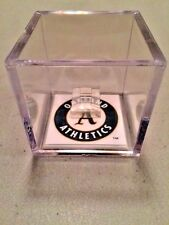 Oakland A's Custom MLB World Series Champion Ring Display Case - Must See