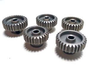 1-10-Rc-Car-Pinion-Gear-Set-48p-26T-30T-For-Tamiya-TT01-TT01E-TT02-M05-M06-TL01