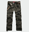 New-Men/'s Casual Army Style Cargo Trousers Work Pants For Autumn//Winter W30-W44