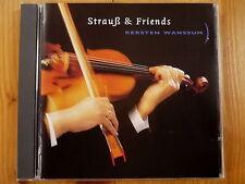 Kersten Wanssum - Strauß &  friends JEAN MARIE CREMER KEES DE VISSER / CD RAR!