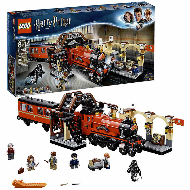 LEGO Harry Potter Hogwarts Express 75955-PRE ORDINE