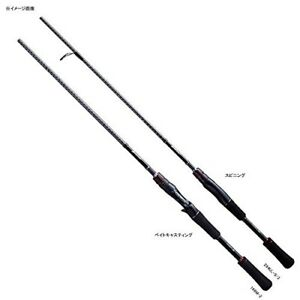 New-Shimano-ZODIAS-Ultra-Light-Bass-Fishing-264UL-S-2-Spinning-Rod-Japan-Import