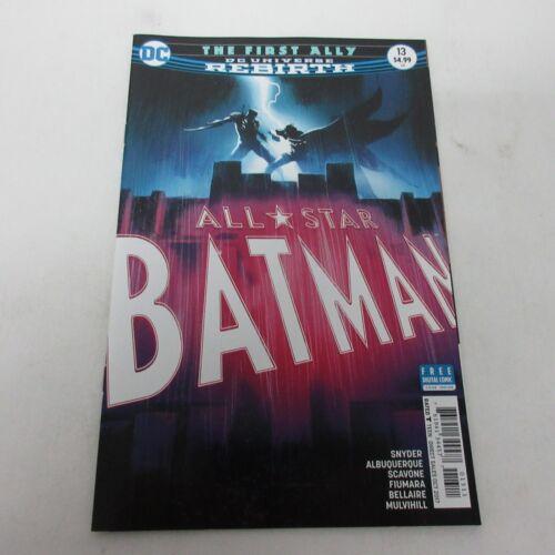 DC Comics Rebirth All-Star Batman #13 NM