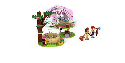 a... LEGO Friends Nature Glamping 41392 Building Kit; Includes LEGO Friends Mia