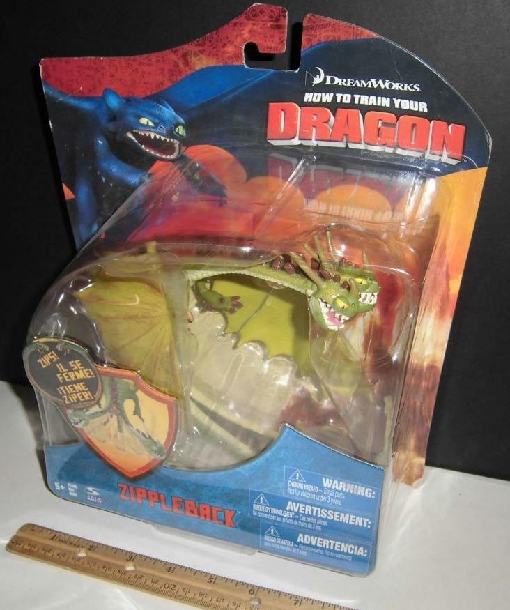 How to Train Your Dragon  Zippleback  Original Walmart Exclusive  Rare
