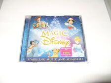 Disney - Magic Of  The (2009) 2 CD - NEW - FREE FASTPOST