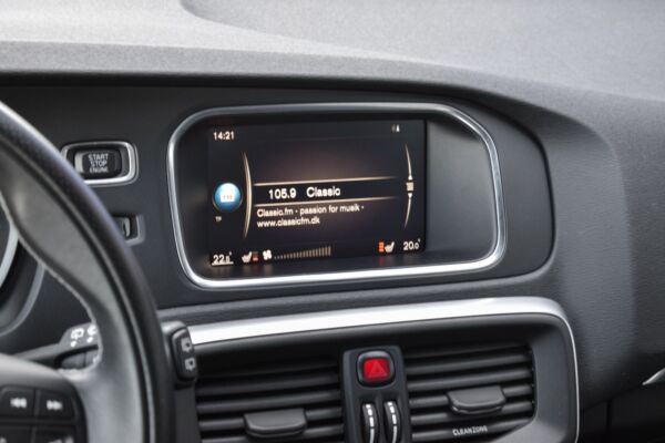 Volvo V40 2,0 D2 120 R-Design billede 10