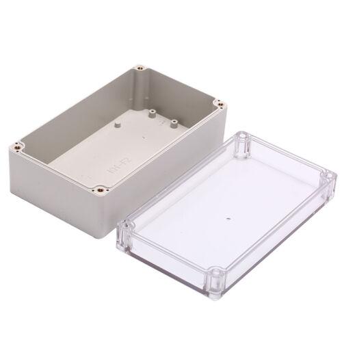 waterproof plastic case for electronic project enclosure box 158x90x60mm @ FJ