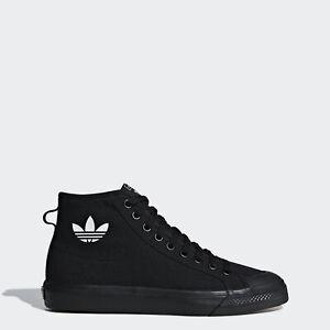 adidas Originals Nizza High Top Shoes Men's