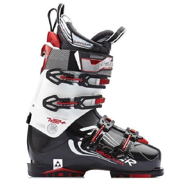 Scarponi da sci Fischer Hibrid Vacum 12+ flex 120 allmountain freeride Ski Stiefel