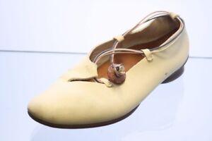 Marc-Schuhe-beige-Leder-Gr-38-UK-5