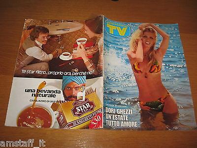 TV SORRISI E CANZONI=1976/20=DORI GHEZZI=PHANTOM GIANNI MORANDI=ENZO JANNACCI=