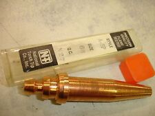 Airco Style 1 Piece Cutting Tip 18 Mapp Asp 68 National Torch Tip
