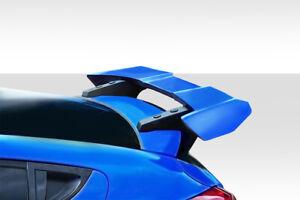 FOR 12-17 Hyundai Veloster Duraflex Sequential Wing Spoiler 114308